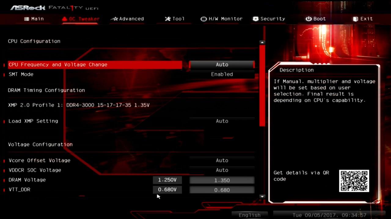 ASRock X370 Gaming X - DDR4 Spannungs Bug