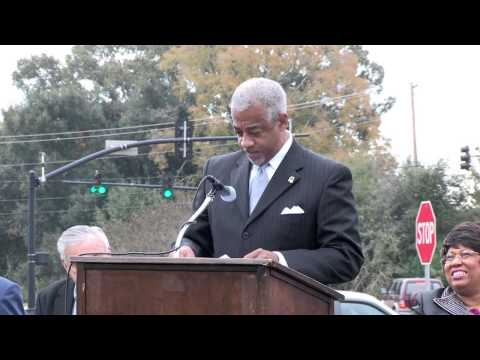 Charles Carr and Intermodal Transportation in Mississippi