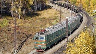 #2673. Поезда России (супер видео)(Самая большая коллекция поездов мира. Здесь представлена огромная подборка фотографий как современного..., 2015-02-20T22:46:15.000Z)