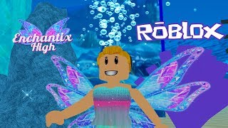 Roblox: Fairies & Mermaids Winx High School Beta ~ Water Fairy