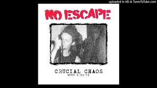No Escape - Silenced_Guilty