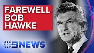 The life and legacy of former Prime Minister Bob Hawke   Nine News Australia