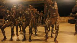 Pan Pipe Playing & Dancing in the Solomon Islands