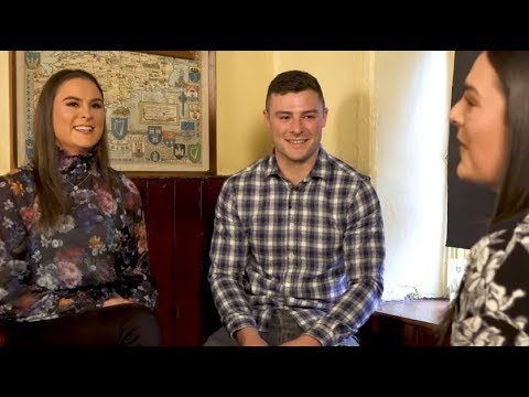 Robbie Henshaw shares secret musical talents