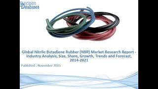 global nitrile butadiene rubber market Global hydrogenated nitrile butadiene rubber (hnbr) market research report 2011-2023 is a market research report available at us $2240 for a single user pdf license from rnr market research reports library.