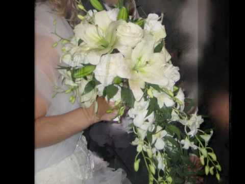 Bouquets de mari es fleurs mariage youtube for Bouquet de fleurs 974