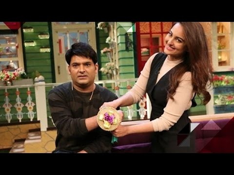 Sonakshi Sinha Tied Rakhi To Kapil Sharma | Bollywood News