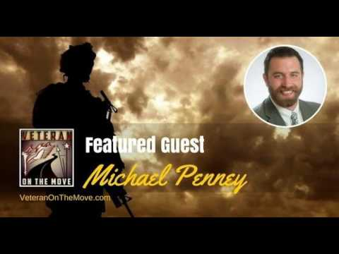 Cigars and Sea Stories with Marine Veteran Michael Penney
