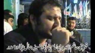Ghabrai Gi Zainab - Noha - Shahid Baltistani - 26 Safar 2009 Shab Bedari Peshawar (25/29)