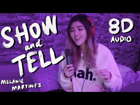 Melanie Martinez - Show And Tell (Cover By Lesha ~ 8D Audio)