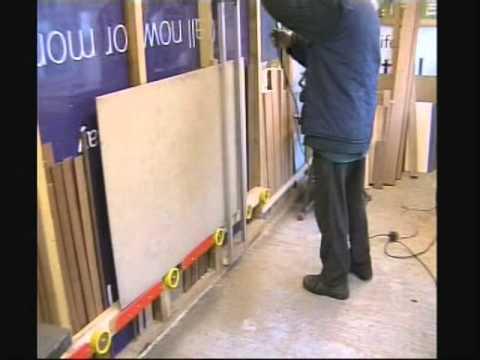 Homemade Wall Saw Wmv Youtube