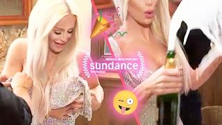 THE MILLION DOLLAR DRESS & SUNDANCE 2017   Gigi