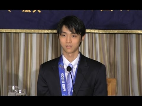 Yuzuru Hanyu: Sochi Olympic Figure Skating Men's Single Cham