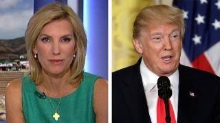 Ingraham: Is Trump abandoning his nationalist base? thumbnail