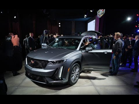 2020 Cadillac XT6 Premium Luxury – full-size american luxury SUV