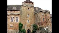 Castelnau-Bretenoux - La Forteresse Écarlate