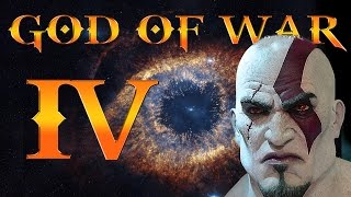 COMO SERA O GOD OF WAR 4?