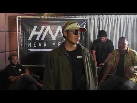 Hearmeouttv Cypher Eps 04 [ ADDY KHAYAL x XIN x CHRONICALZ ] CDN SQUAD
