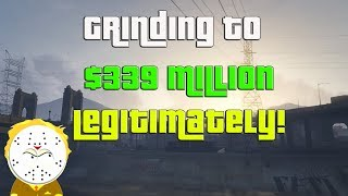 GTA Grinding To $339 Million Legitimately And Helping Subs