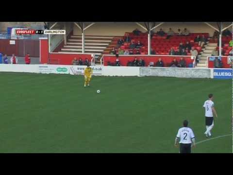 Ebbsfleet United -  Darlington