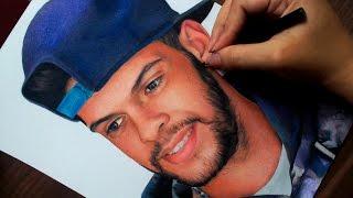 Desenhando o Danilo Crespo