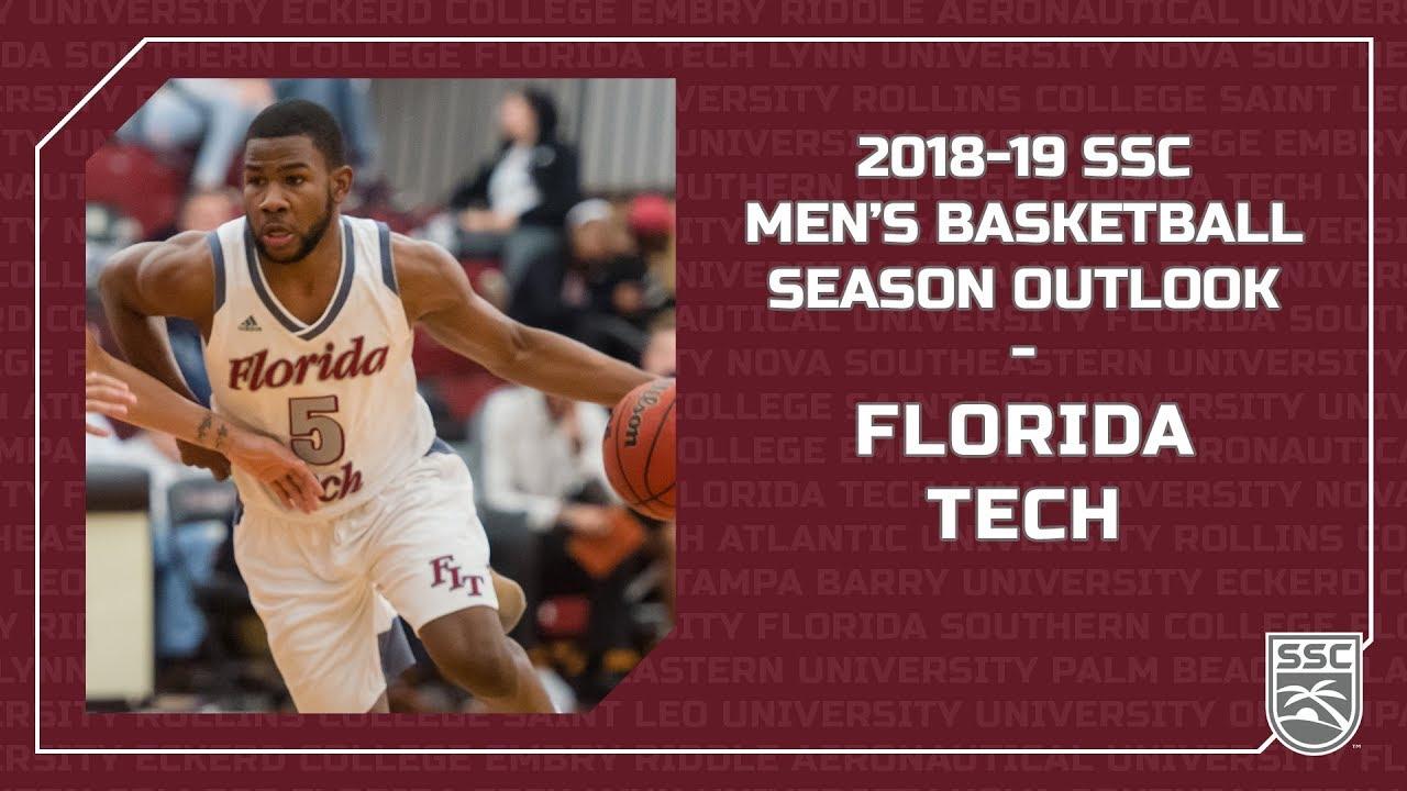 8d8adb6bd05fa Florida Tech | 2018-19 Men's Basketball Season Outlook - YouTube