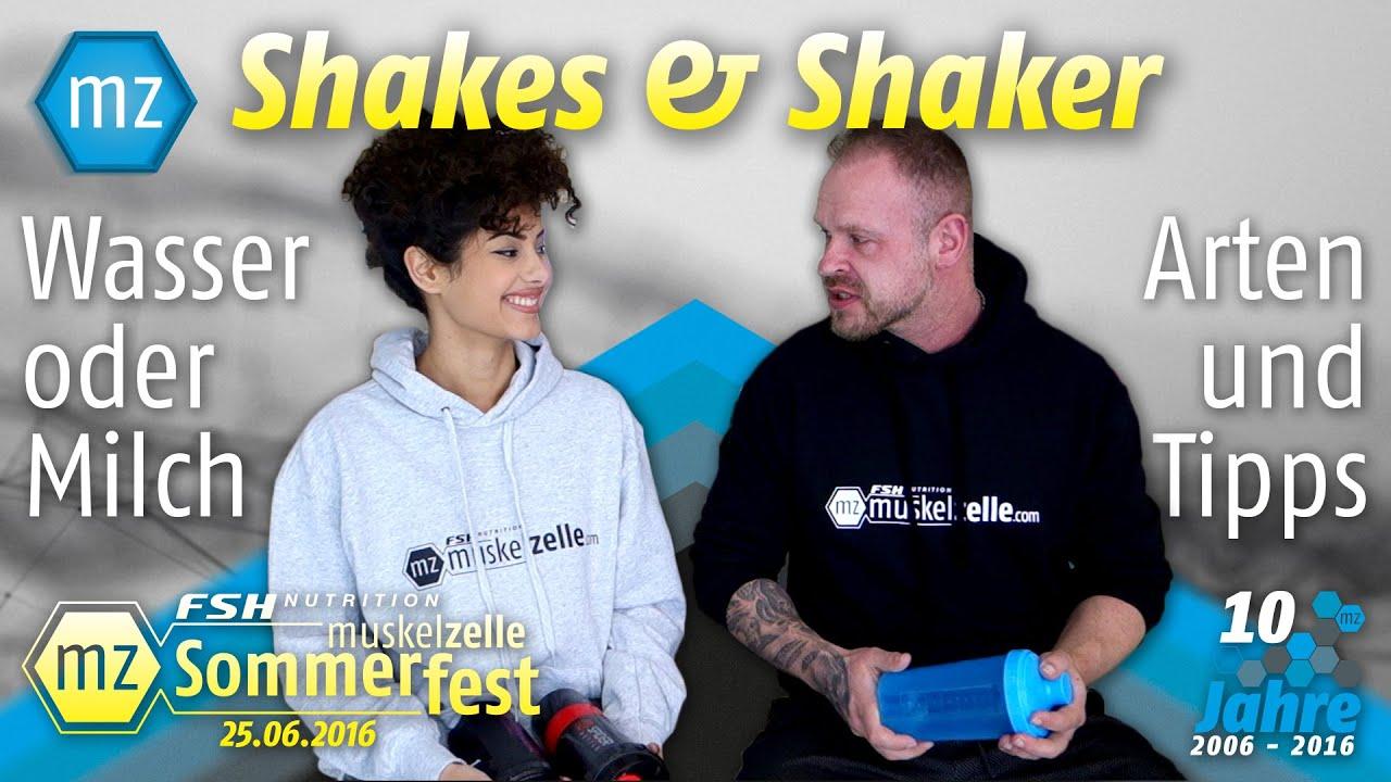 Muskelzelle - Shakes and Shaker - YouTube