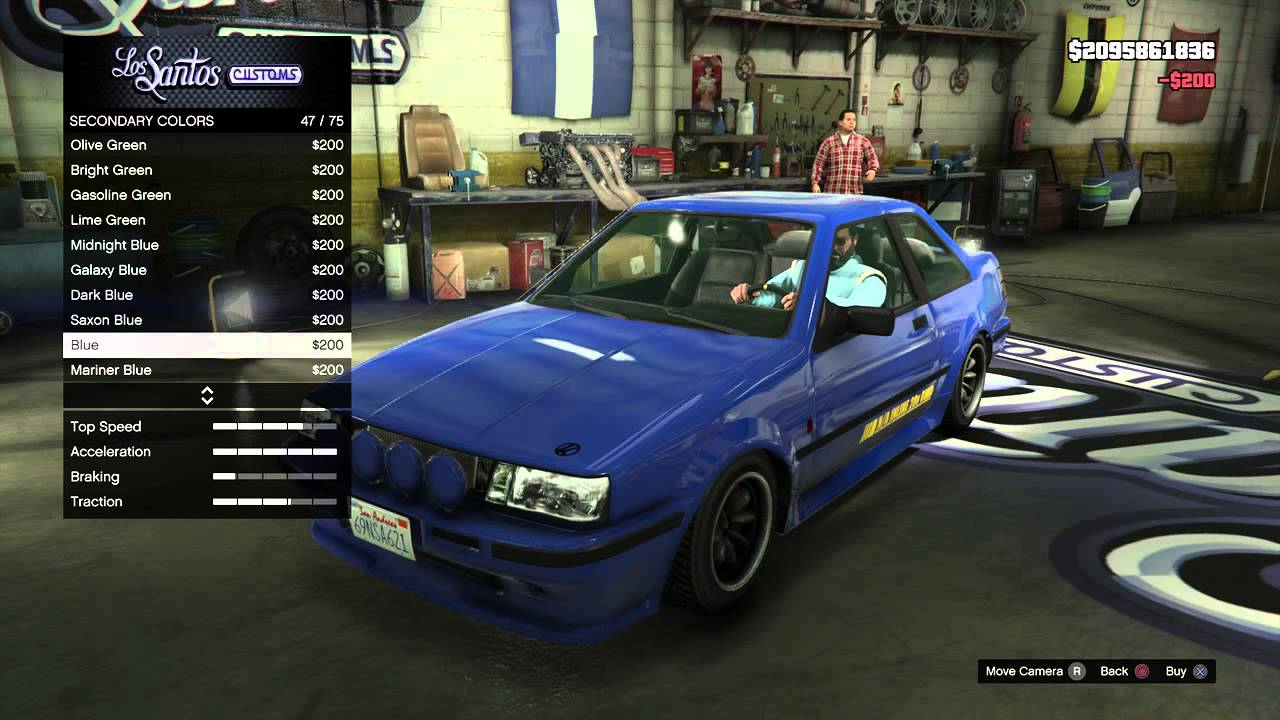 Gta 5 making a rally car! Custom Futo! PS4 Gameplay! - YouTube