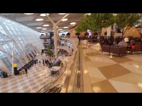 Baku Airport March 2016