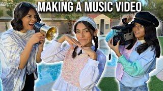 Making A Music Video with LEGO VIDIYO | GEM Sisters