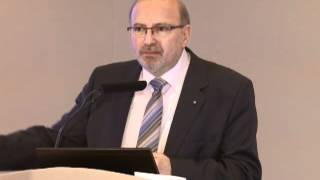 Prof. Josef Bonnici, FM 5th Annual Conf. Reflections on the financial and economic challanges (2/3)
