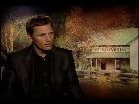 Viggo Mortensen interview for A History of Violence