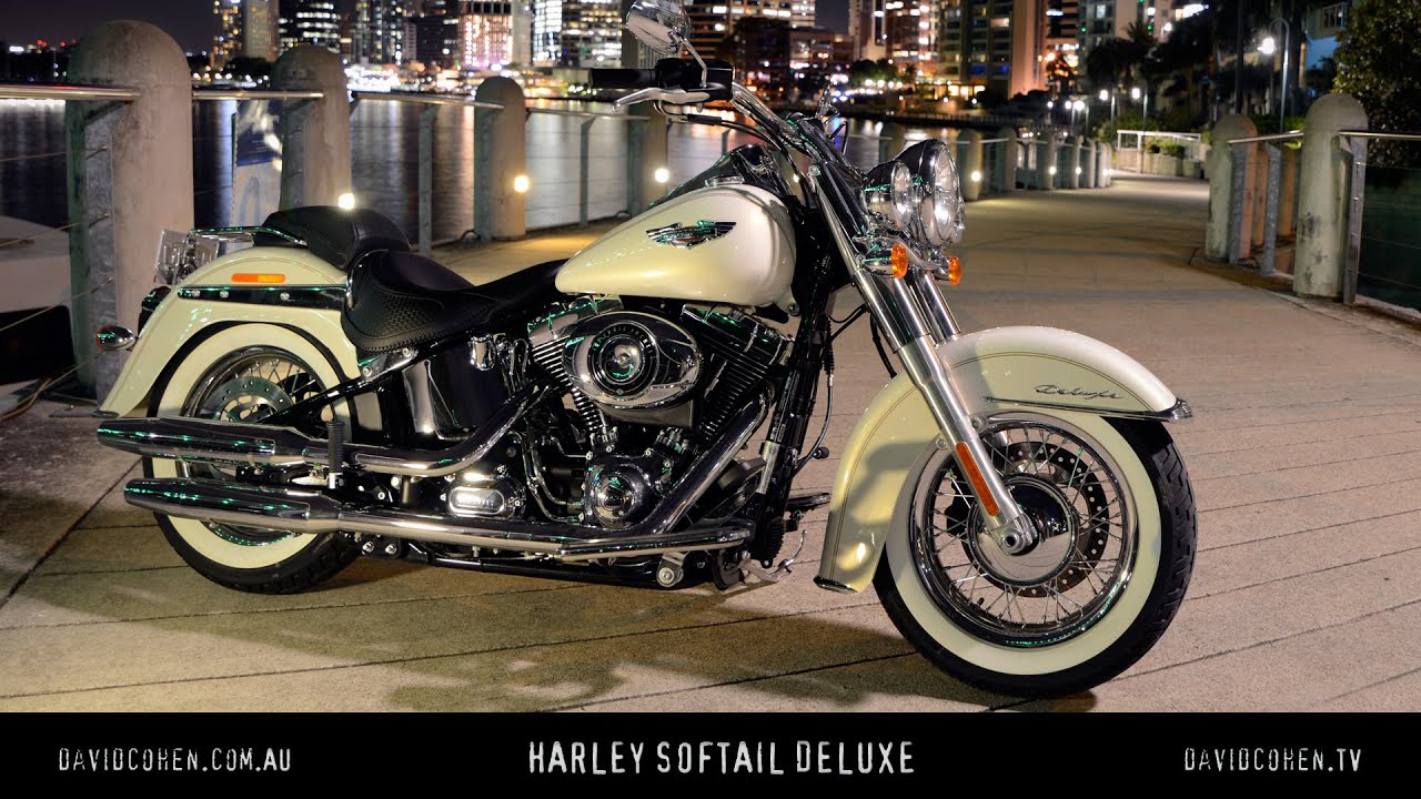 2015 harley softail deluxe test youtube. Black Bedroom Furniture Sets. Home Design Ideas