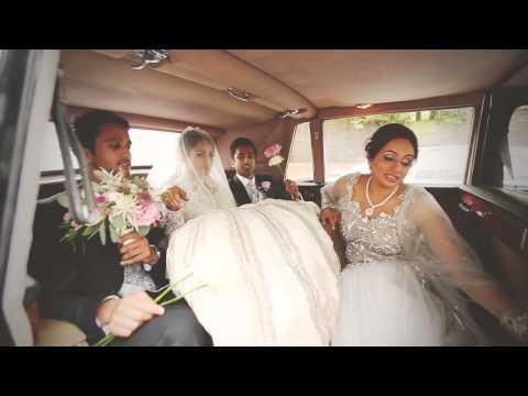 Best Surrey Asian Wedding | Savill Court Hotel Wedding | Asian Wedding Cinematography 2014