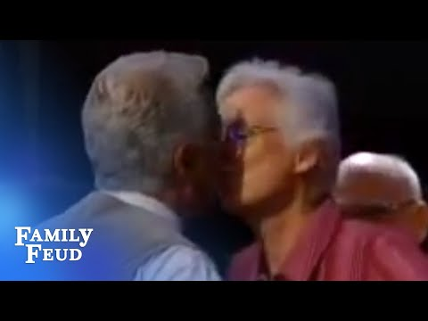 Funny Moments with John O'Hurley  Family Feud