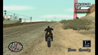 Dam Rider | GTA SA Race