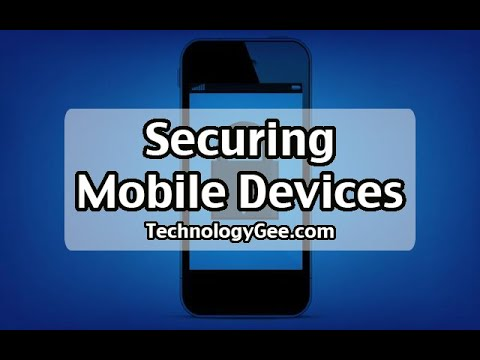Securing Mobile Devices | CompTIA A+ 220-1002 | 2.8