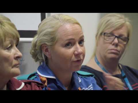 NHS Improving Safety through Incident Reporting UHCW