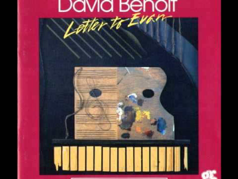 DAVID BENOIT.letter to evan
