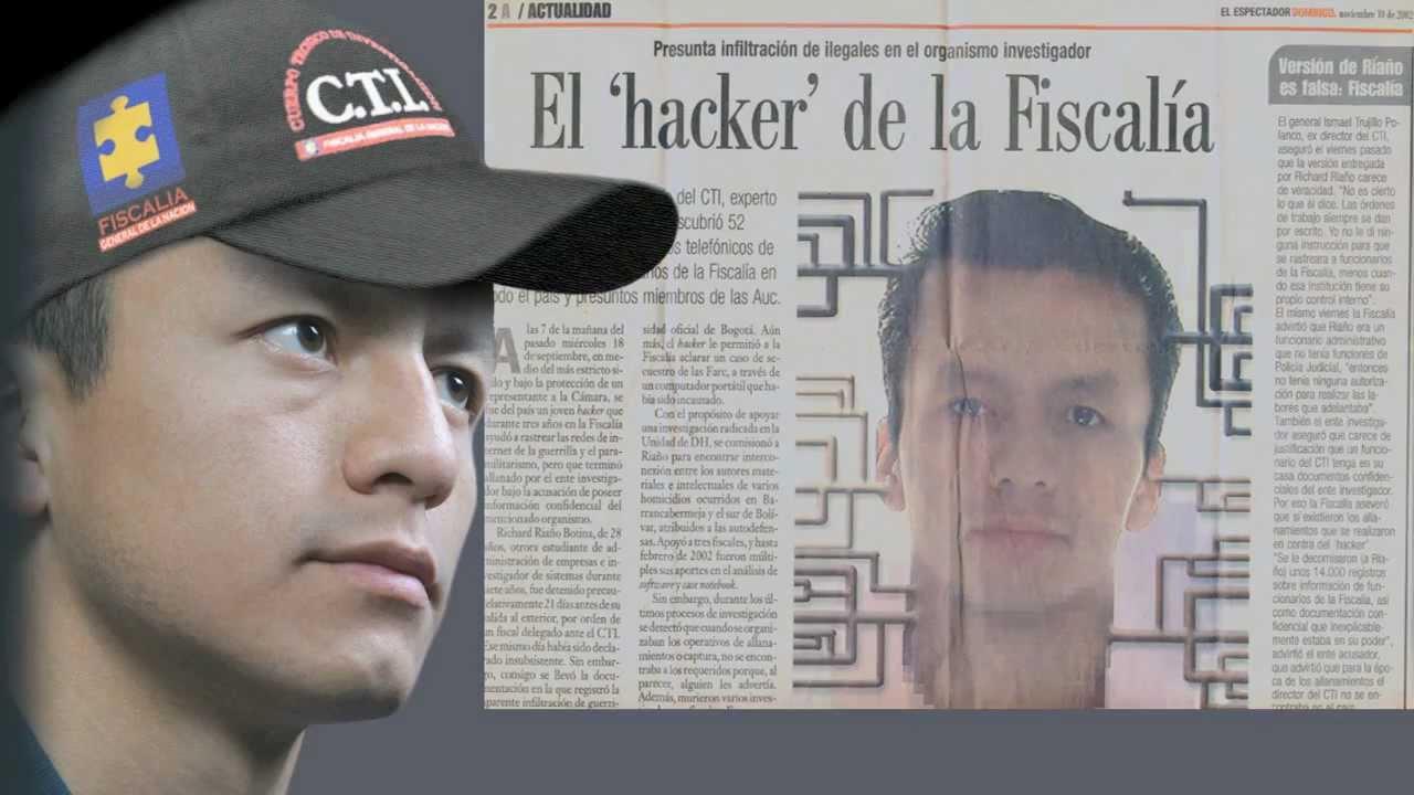 1 de 16 - Máxima Infiltración Paramilitar @hackerfiscalia lo ...
