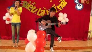 Ngày từ đêm trắng sinh ra   Guitar ĐH công nghiệp HN