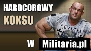 Hardcorowy Koksu w Militaria.pl 2017 Video