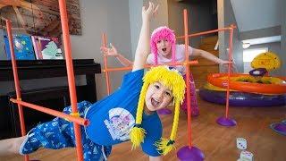 Antsy Pants juguetes de Construccion S4:E26