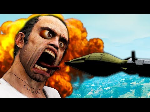 GTA 5 FAILS & GLITCHES #4 (GTA 5 Funny Moments Compilation)