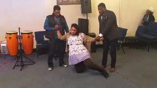 madam sa delivre anba anpil gro diab ki tap toumante l, Jesus Ititlize Pastor Ragive  libere namn