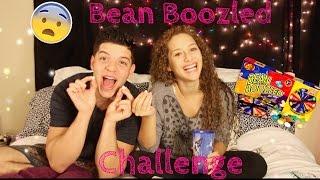 Bean Boozled Challenge | Louis Giordano & Helene