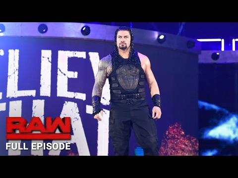WWE RAW Full Episode - 29 May 2017