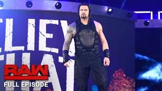 WWE RAW Full Episode - 29 May 2017