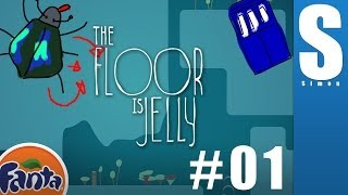 Simon plays: The Floor is Jelly #01: This is not my beautiful house. Anymore.