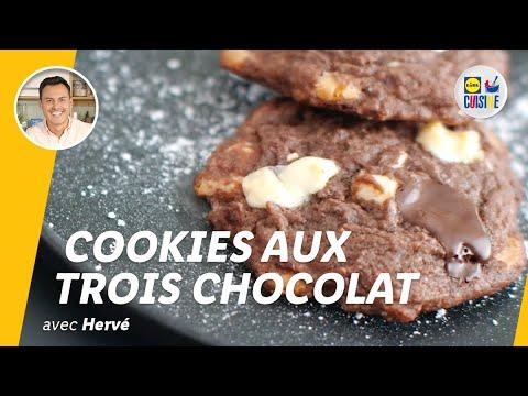 cookies-aux-trois-chocolats-|-lidl-cuisine